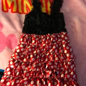 Other - Three Minnie Mouse Outfit BUNDLE